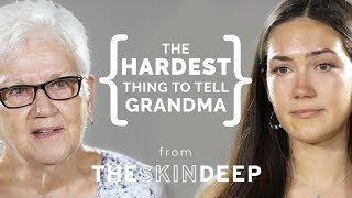 Granddaughter Opens Up About Her Depression | {THE AND} Hollis & Marianne (Part 1)