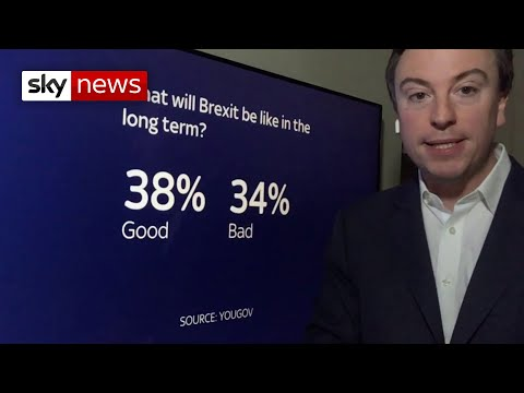 Brexit: More British people believe life might be better outside EU