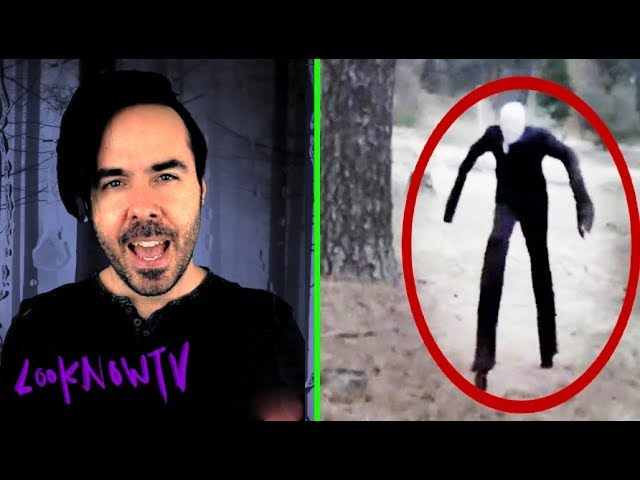 10 PARANORMAL & MYSTERIOUS Things Caught On Camera!