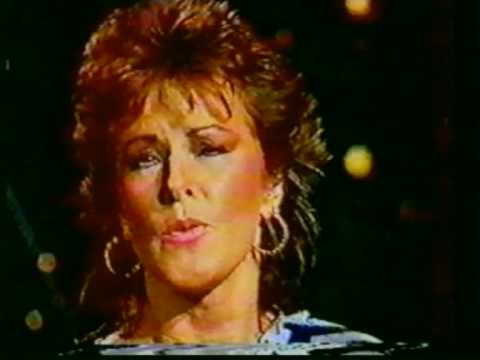 Frida (ABBA) in Cadence 3 (France), Here We'll Stay (April, 1983)