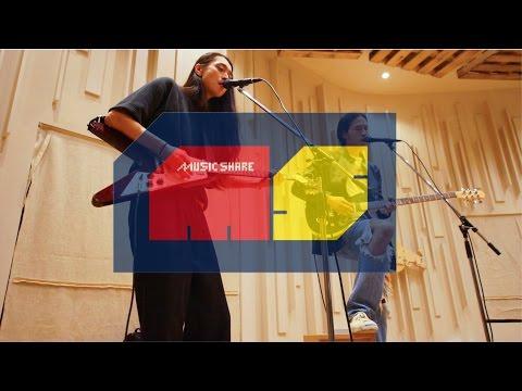 Jan and Naomi MUSIC SHARE#40@ Red Bull Studios Tokyo