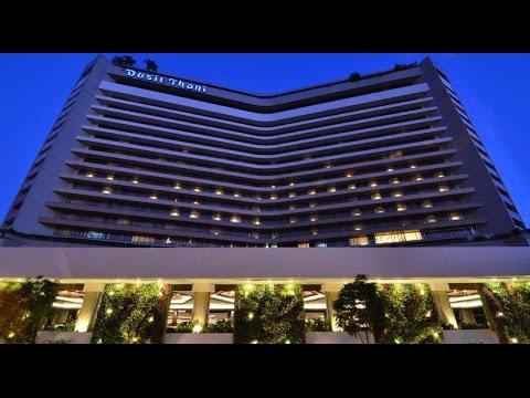 Dusit Thani Hotel Manila, Makati, Philippines