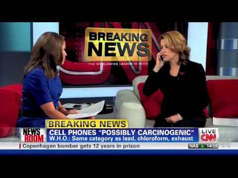 Cell phone CANCER risks & solutions, W.H.O. findings