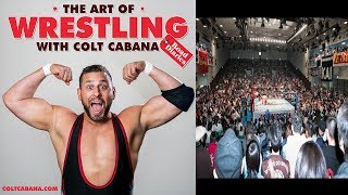 A Story About Colt Cabana Signing The Wall at Tokyo's Korakuen Hall | Art of Wrestling Podcast