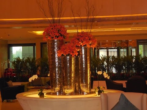 Luxurious and Magnificent JW Marriott Hotel Chaoyang District Beijing