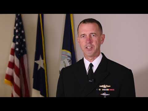 U.S. Navy Statement On Death Of Vice Adm. Scott A. Stearney