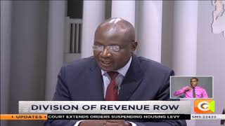 Controller of budget proposes cutting number of counties by half