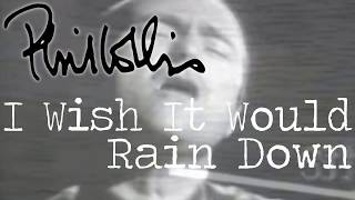 I Wish It Would Rain Down Phil Collins COVER by Albert