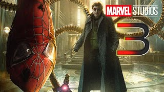 Spider-Man 3 No Way Home Doctor Octopus Announcement and Marvel Easter Eggs Breakdown