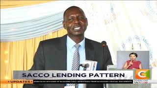 SACCO loans fund land, construction