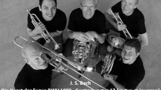 J. S. Bach - Contrapunctus 13 - Die Kunst der Fugue BWV1080 - Canadian Brass