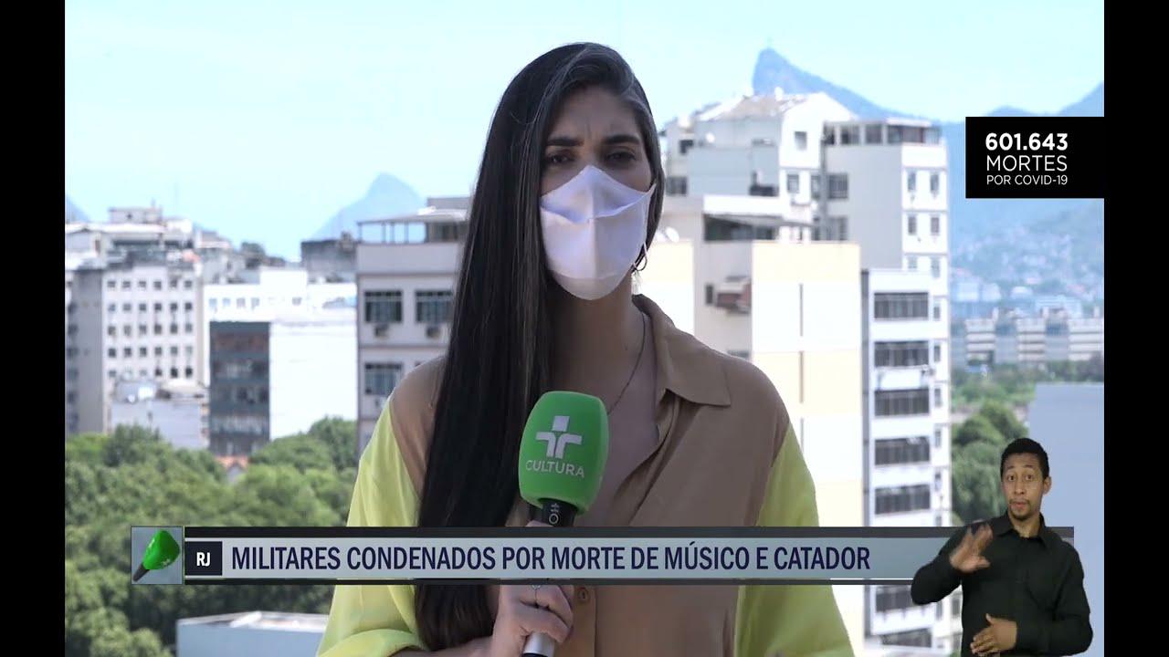 Download Repórter Cultura   Justiça Militar do RJ condena militares por morte de músico