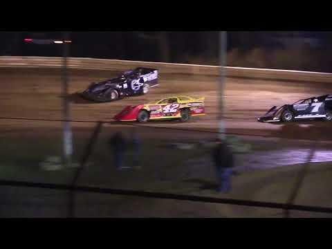Legendary Hilltop Speedway AMRA Late Model Feature 3-31-18