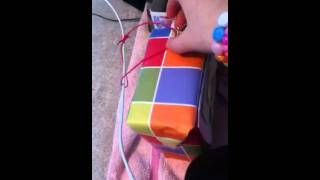 How To Make A Ag Doll Side Table Part 3-3