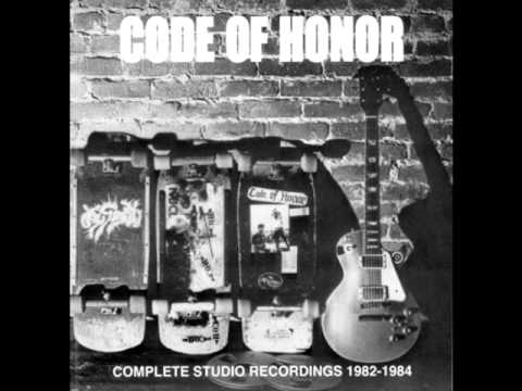 Code Of Honor ~ COMPLETE Studio Recordings 1982-1984