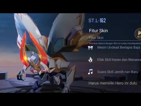 new skin kriknak stl-162/AIC AOV (ARENA OF VALOR)