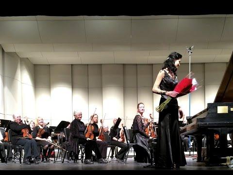 Katie Mahan - Rachmaninov Concerto No. 3, Op. 30