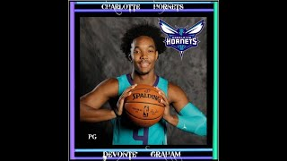 Devonte' Graham-Hornets