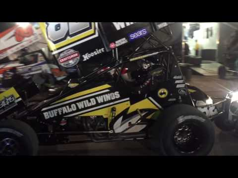 "World of Outlaws Lakeside speedway ""Unstoppable"""