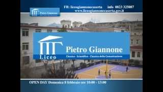 spot liceo giannone openday