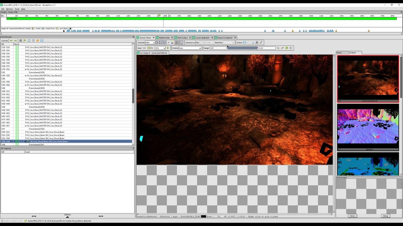 RenderDoc | Unreal Engine Documentation