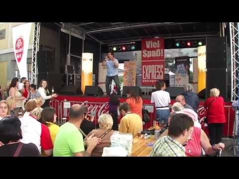 GINO Dal Nero- Santa Lucia - Straßenfest - Köln-Deutz - 04.8 - MP4
