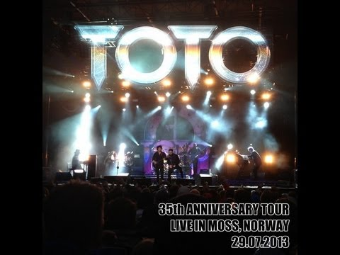 TOTO live in Moss Norway Full HQ AUDIO