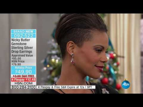 HSN | Silver Designs By Nicky Butler Jewelry 12.21.2016 - 01 PM