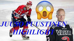 JUUSO PUUSTINEN HIGHLIGHTS