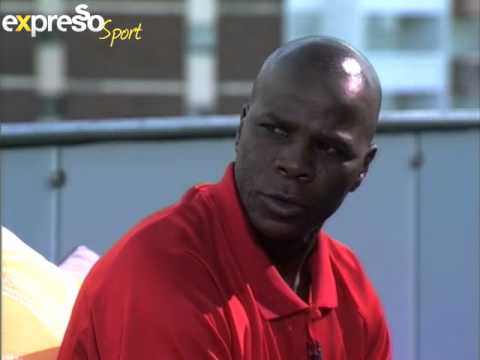 David Nyathi Expresso Sport Matthew Booth amp David Nyathi Interview
