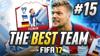 THE BEST TEAM IN FIFA! #15 [175,000 COIN TEAM] - #FIFA17 Ultimate Team