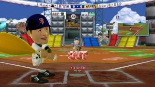 CGRundertow MLB BOBBLEHEAD BATTLE for Xbox 360 Video Game Review