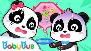 Lavar Las Manos Juntos | Canción Infantil | Hábitos Saludables Para Niños | BabyBus Español