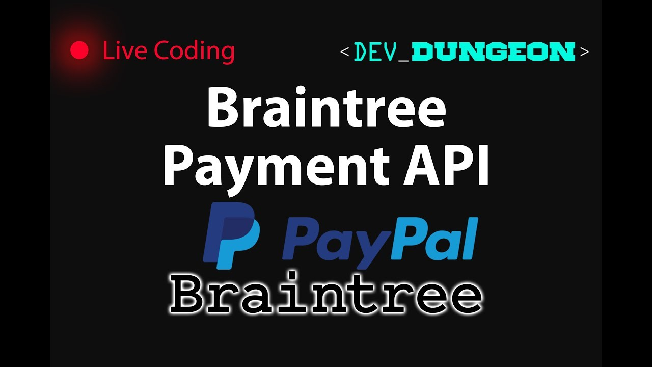 Related Braintree API Videos
