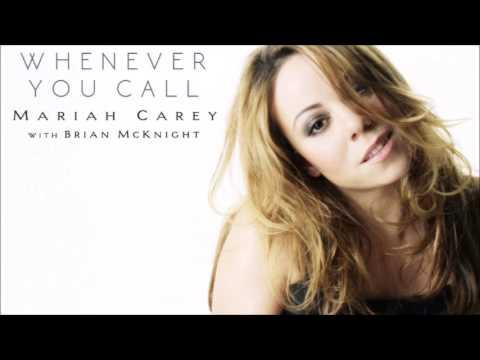 Mariah Carey & Brian McKnight - Whenever You Call Instrumental/Karaoke Lyrics in description