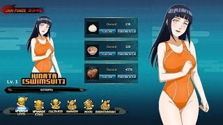 Naruto Online : What I Want #45 - Hinata [Swimsuit]