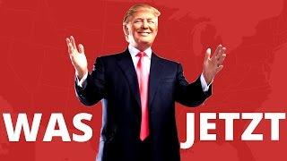 Donald Trump ist Präsident - und jetzt?