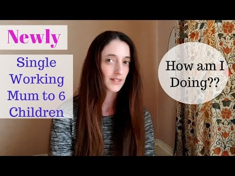LIFE AS A SINGLE WORKING MUM WITH 6 KIDS   HOW AM I DOING?