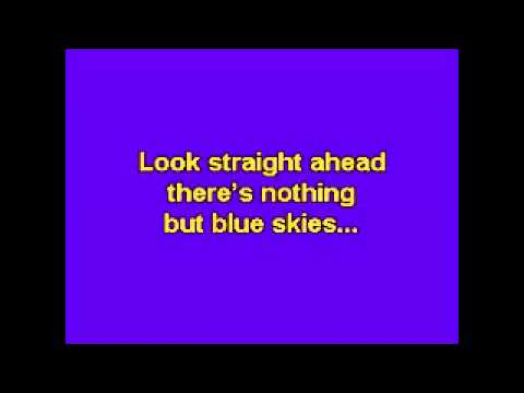 Johnny Nash-I can see clearly now Karaoke