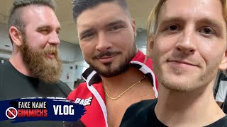 Ethan Page Independent Wrestling Tour • Ethan Page Vlog