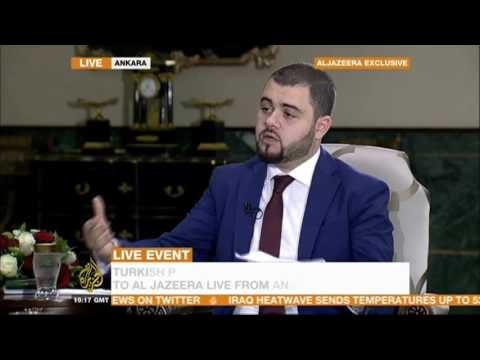 Al Jazeera Exclusive live interview with  Recep Tayyip Erdogan English Full length !!