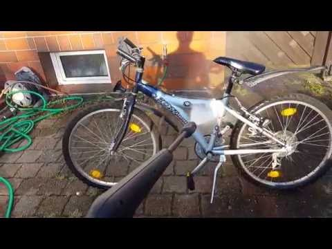 How to clean your bike in 1 second.