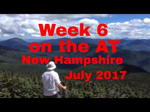 S4 E26 AT miles 1791 - 1844 New Hampshire July, 2017
