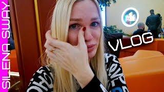 Плачу/ Болею/ Летим в Питер/ Vlog #SilenaSway_Силена Вселенная