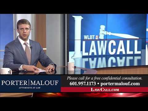 2/3/2018 - Stolen Property - Jackson, MS - LawCall - Legal Videos