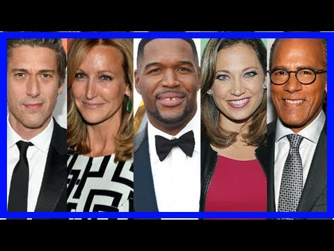 Breaking News | Q Scores Study: America's Most-Liked TV Media Personality Is...
