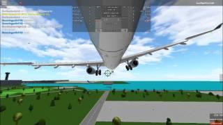 Roblox Cathay Pacific Flight 740 Flight