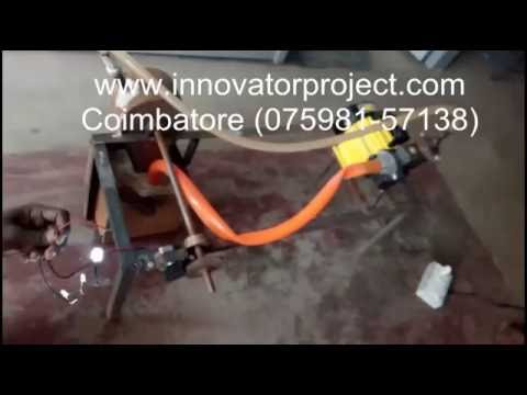 Electrical power generation from over head tank / Hydro power plant / Best non conventional projects