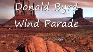 Donald Byrd - Wind Parade.wmv