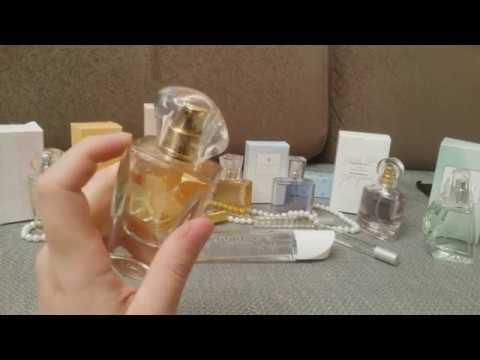 Винтажный парфюм хрустальные флаконы, моя коллекция. Vintage .